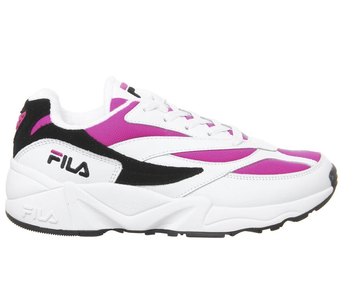 Compra > zapatos fila color negro rosa OFF 78