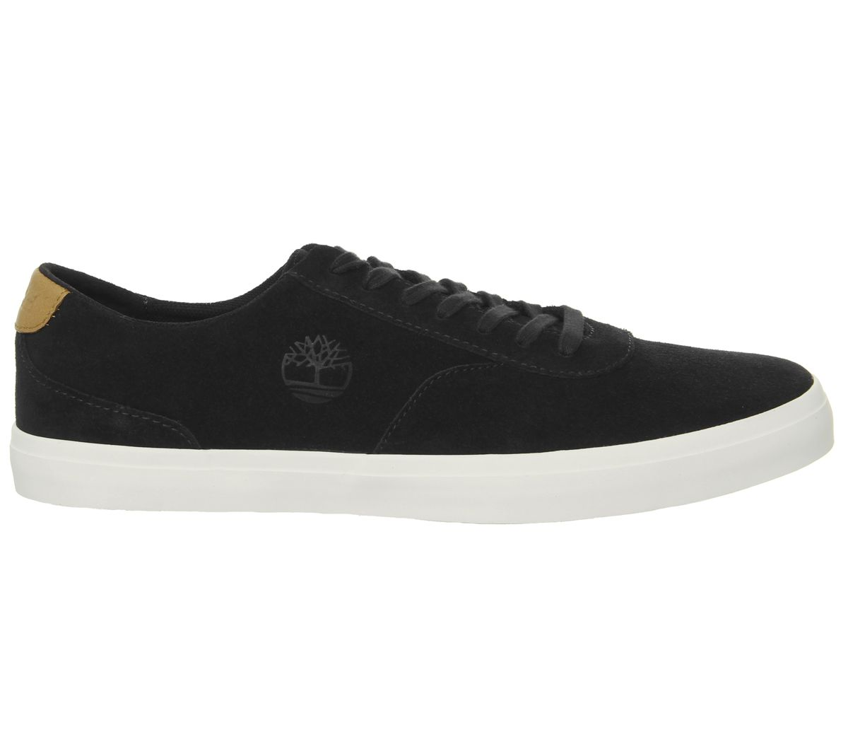 Timberland-Union-Sneakers-Exclusive-Black-Trainers-Shoes thumbnail 18