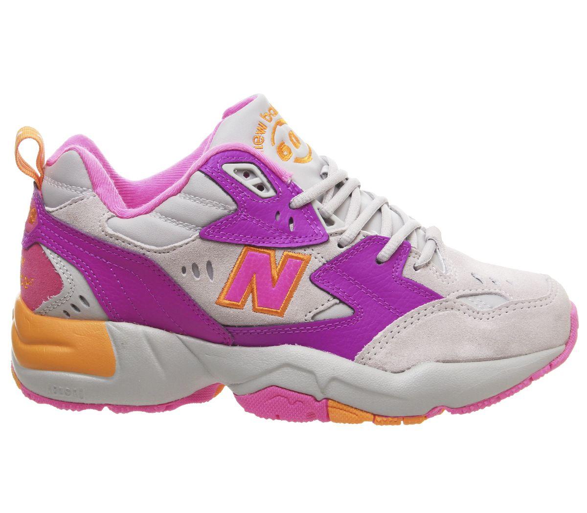zapatillas mujer new balance rosas