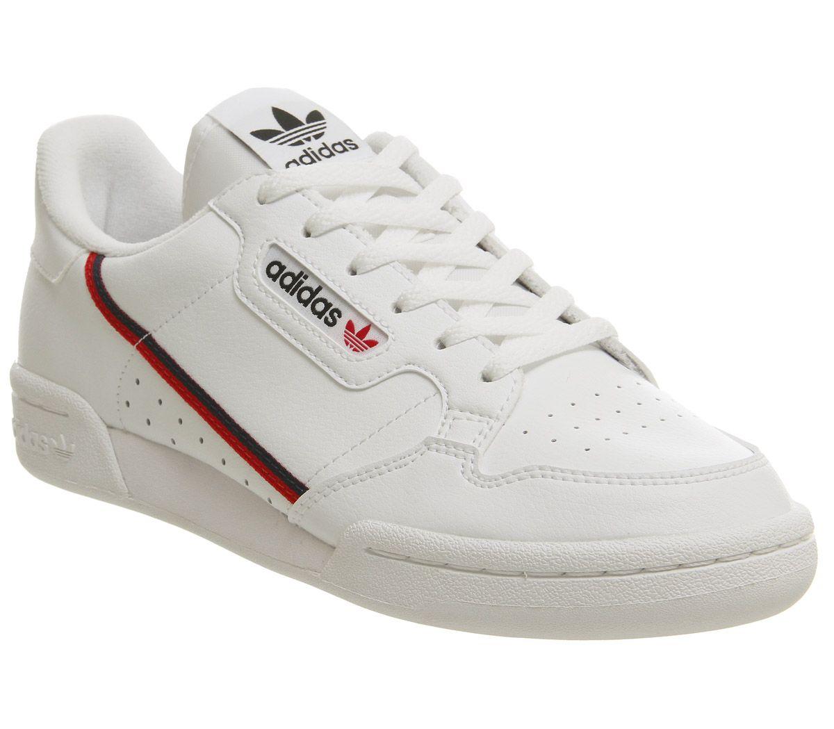 zapatillas adidas continental para mujer