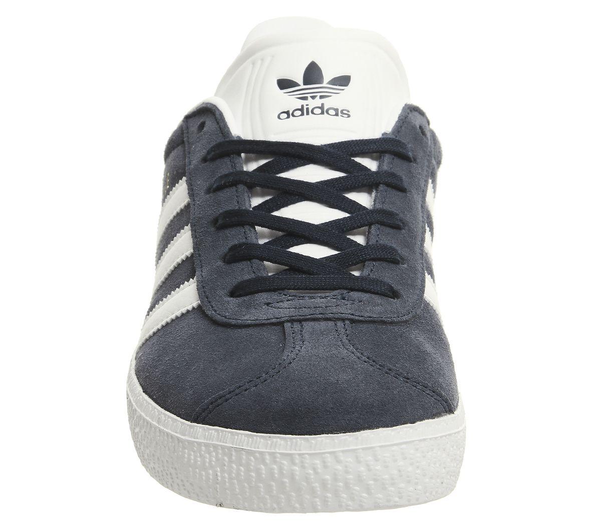 cf5aca3e6de CENTINELA Mujeres Adidas Gazelle Jr. instructores universitarios formadores  Marina zapatos