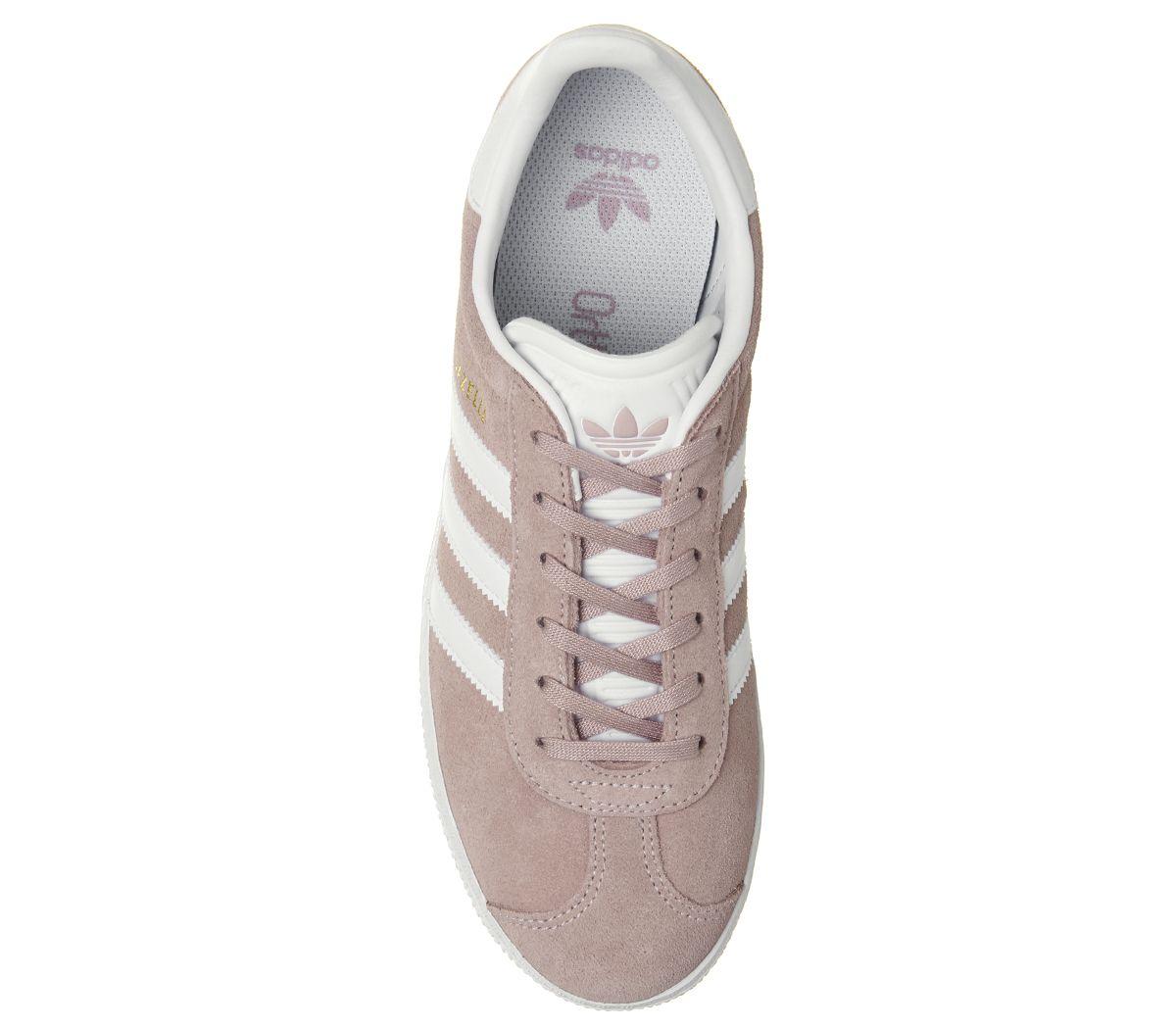 adidas gazelle junior rose