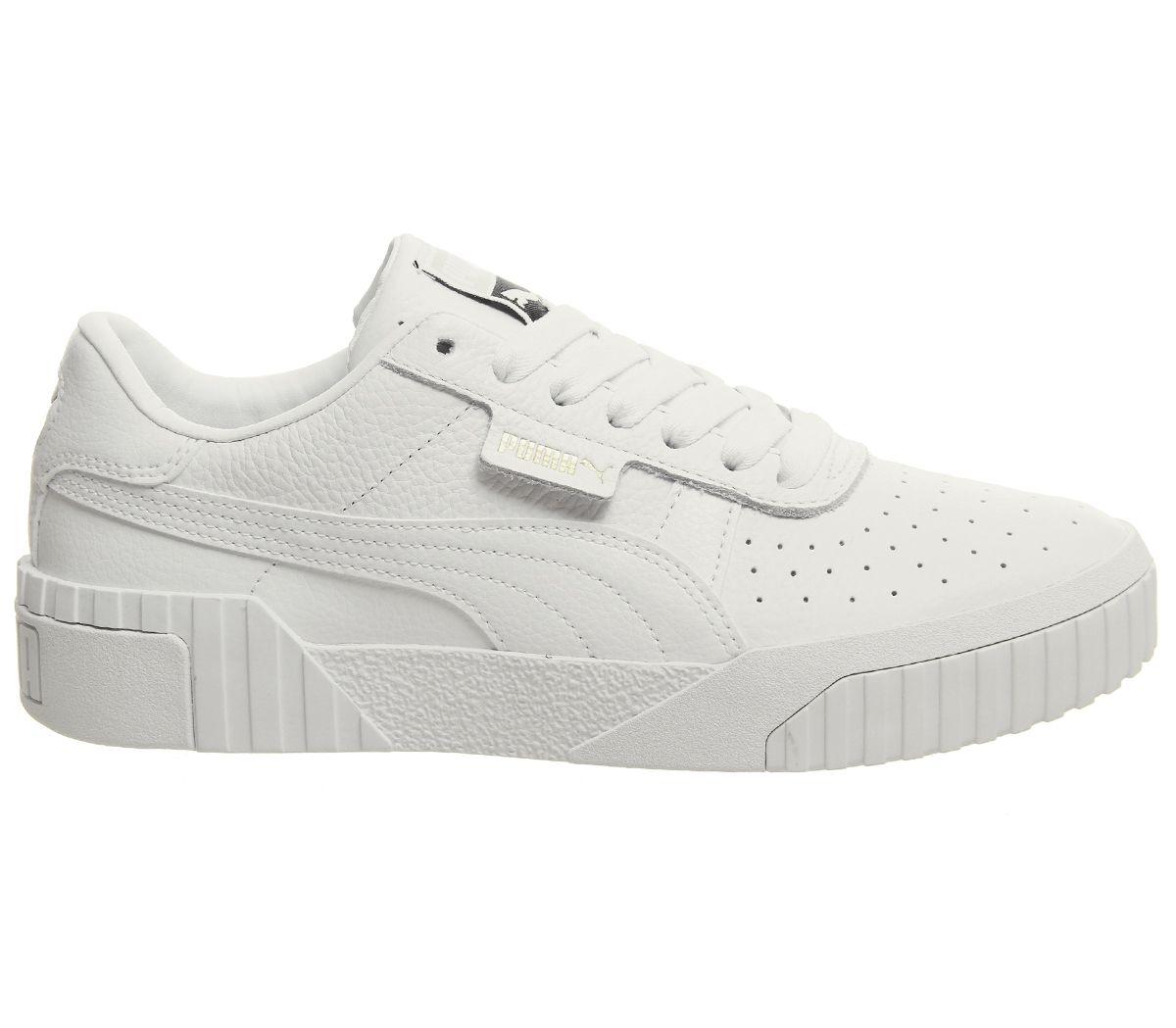 Puma Cali Women's Sneakers Puma WhitePuma White
