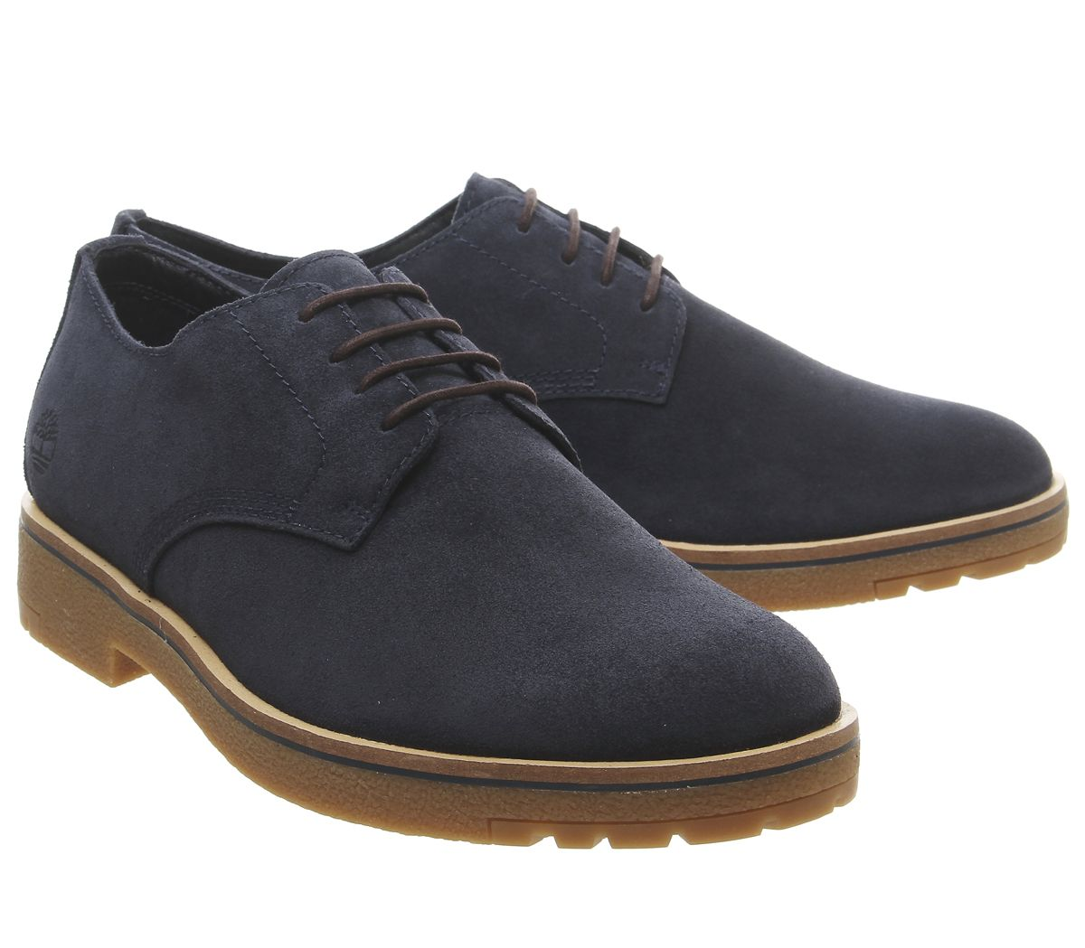 Details about Mens Timberland Folk Gentleman Ox Shoes Dark Blue Casual Shoes