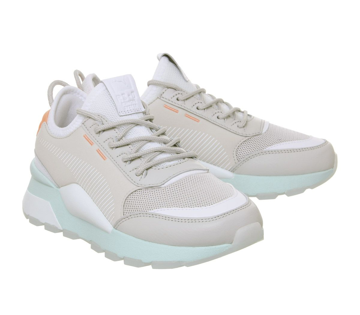 puma grises mujer zapatillas