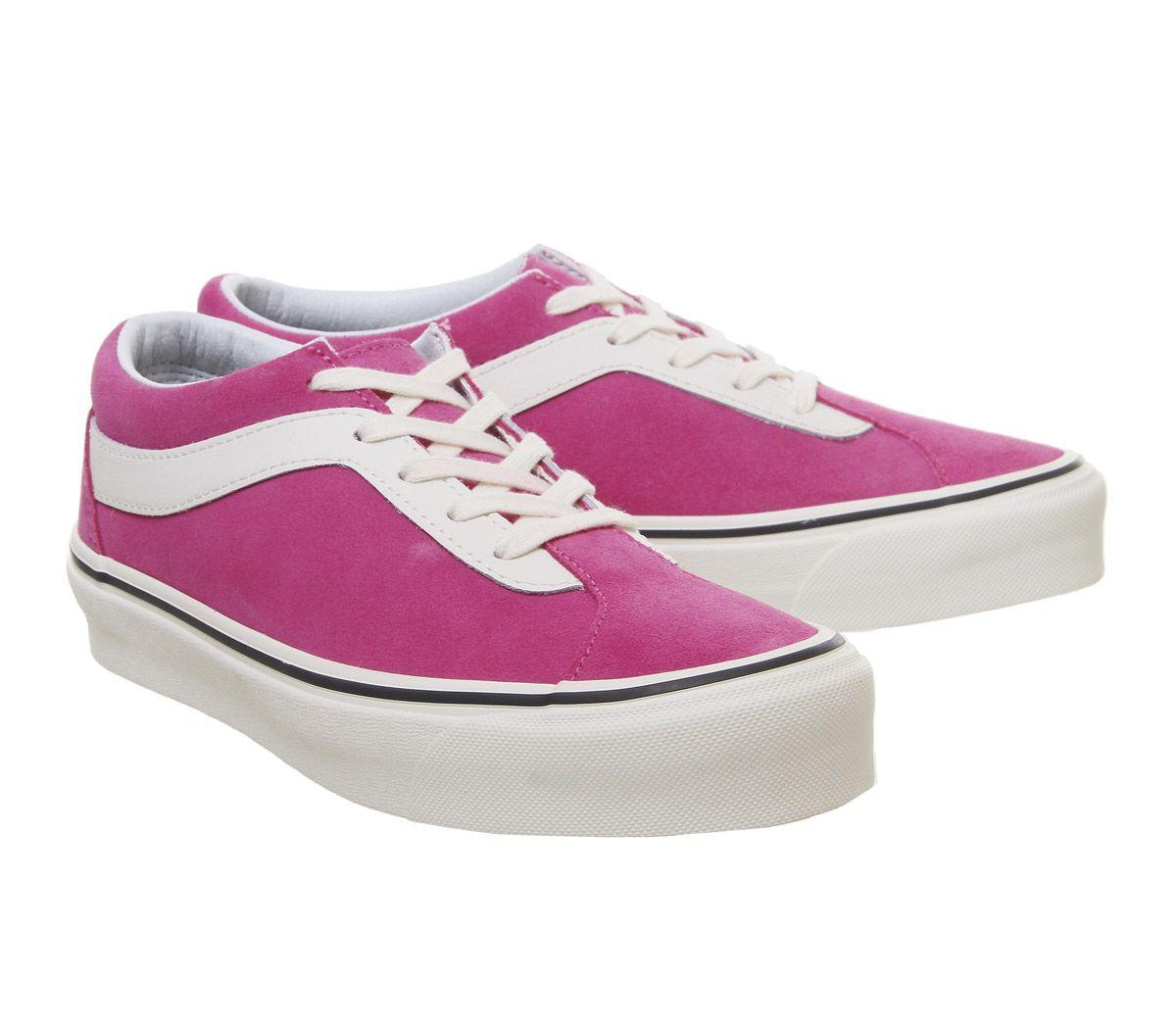 basket femme vans rose