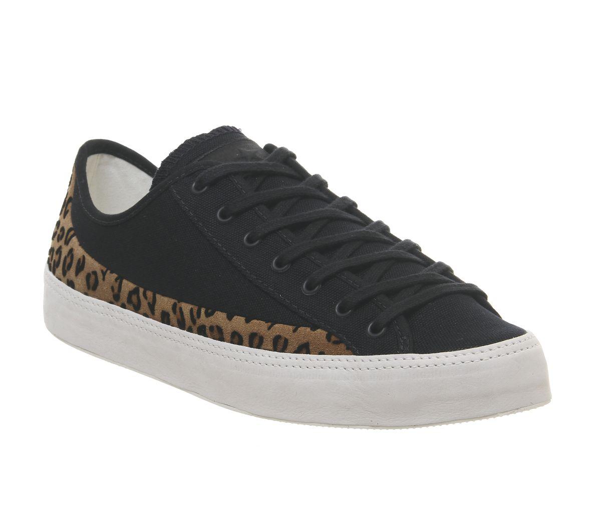 scarpe nere converse