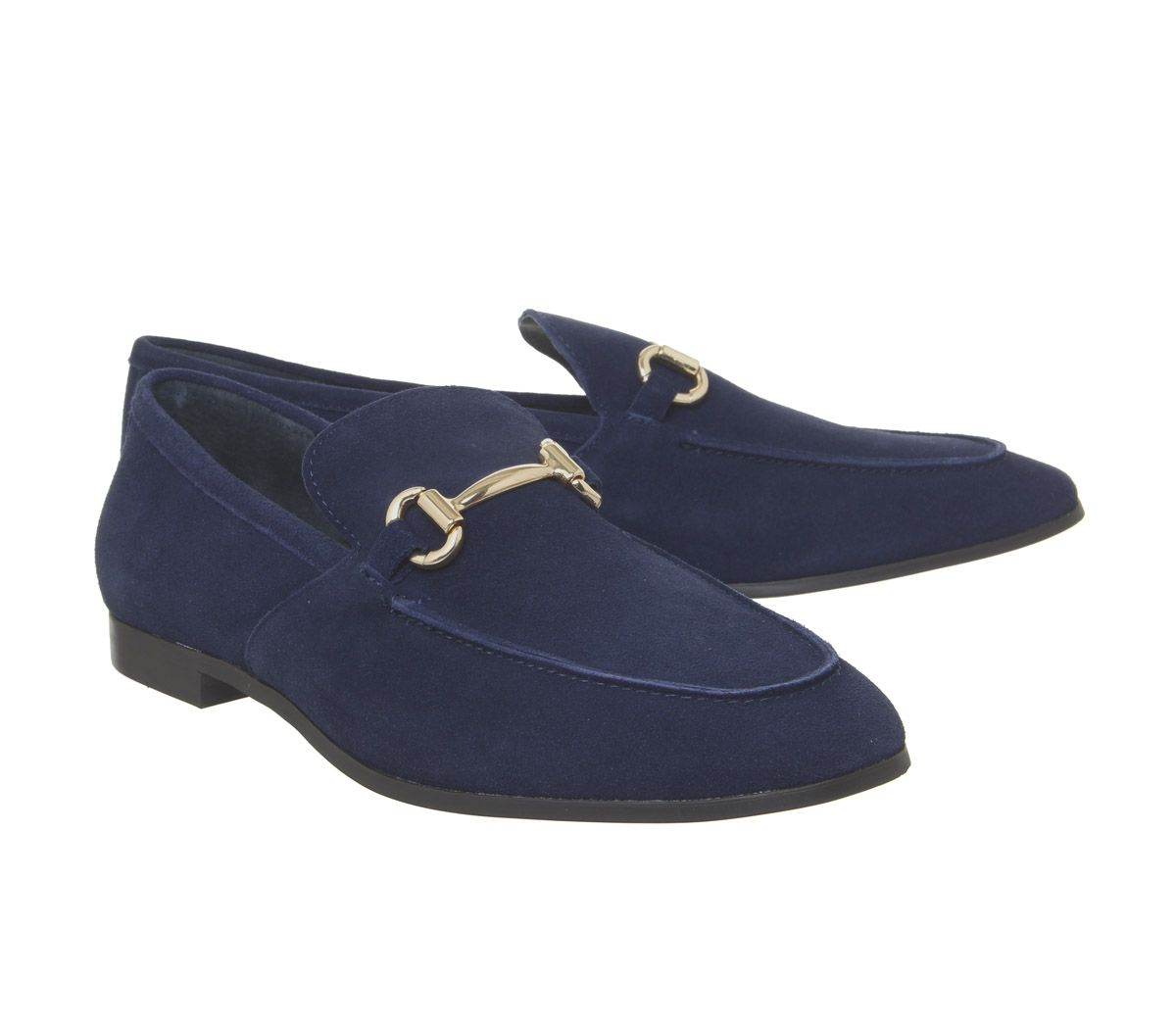Mens Office Lemming Snaffle Loafers