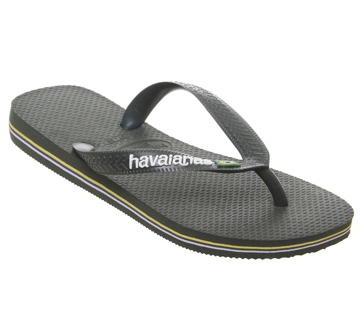 Havaianas enfant Brésil Enfants Tongs Sandales De Plage Choix de 3 UK 5-EU 22