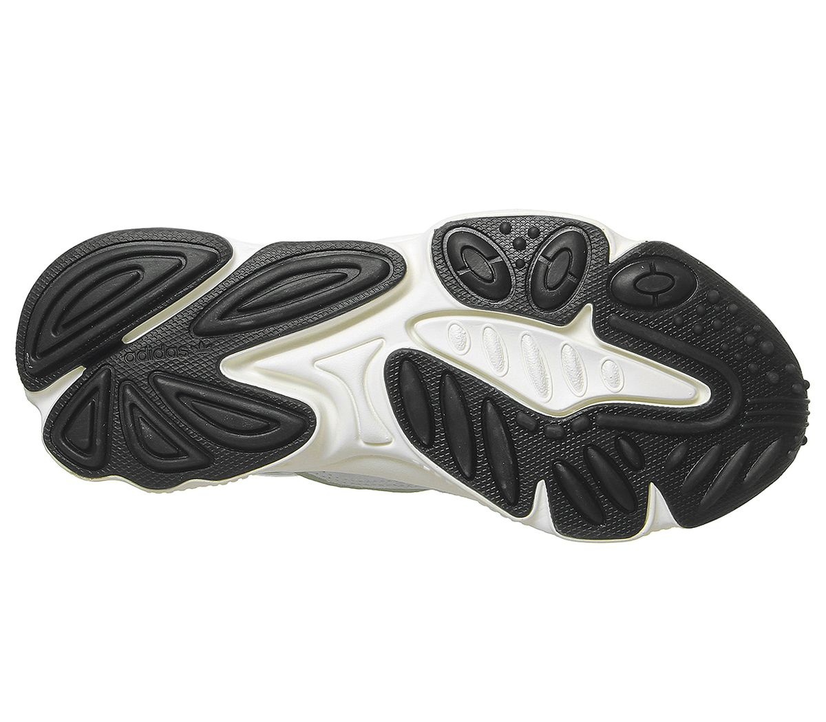 Adidas-ozweego-Baskets-Blanc-Cristal-Blanc-casse-Baskets-Chaussures miniature 6