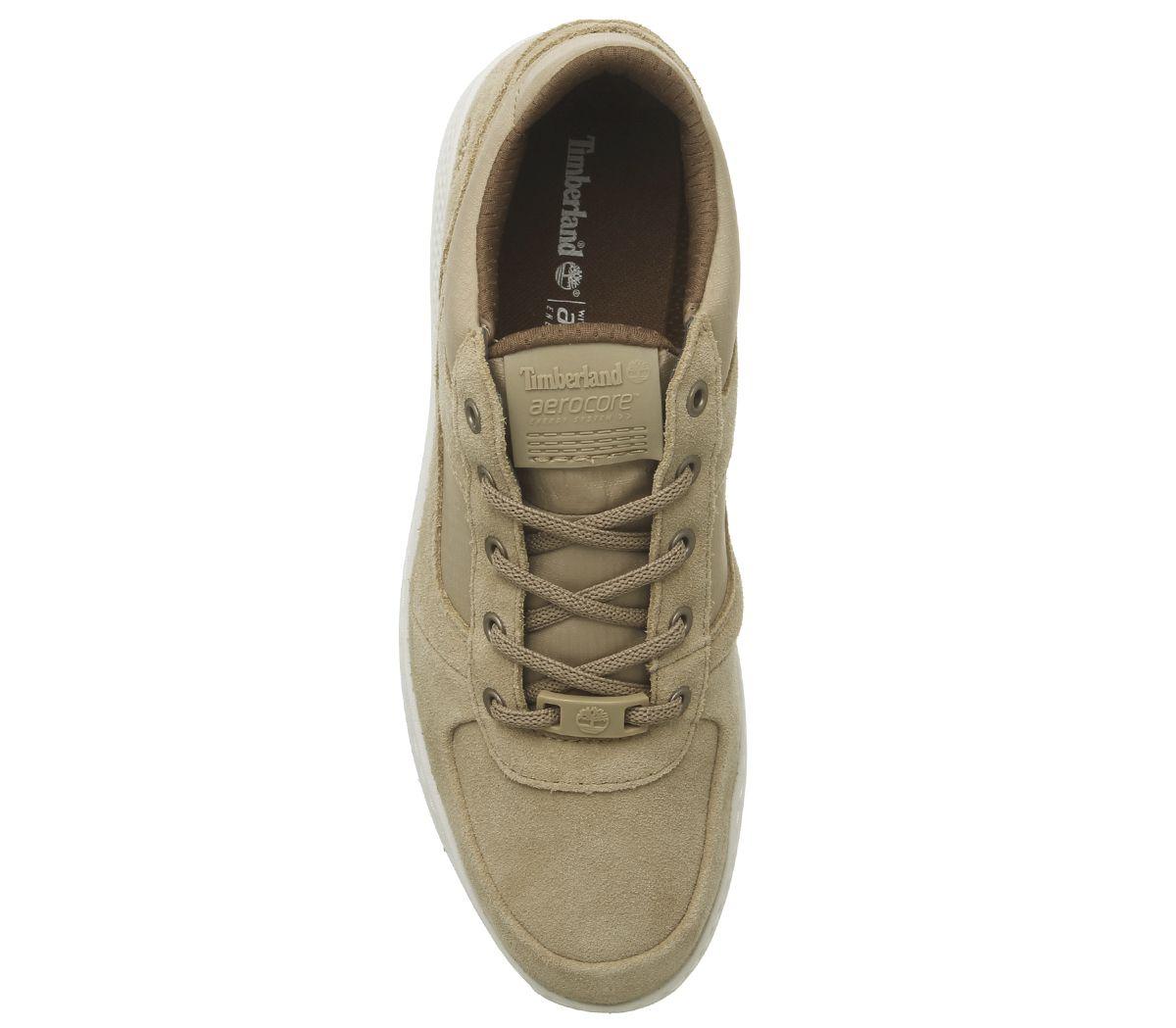 Para-hombre-Timberland-Cityroam-Cupsole-Super-buey-Entrenadores-Zapatos-informales-de-cafe-helado miniatura 10