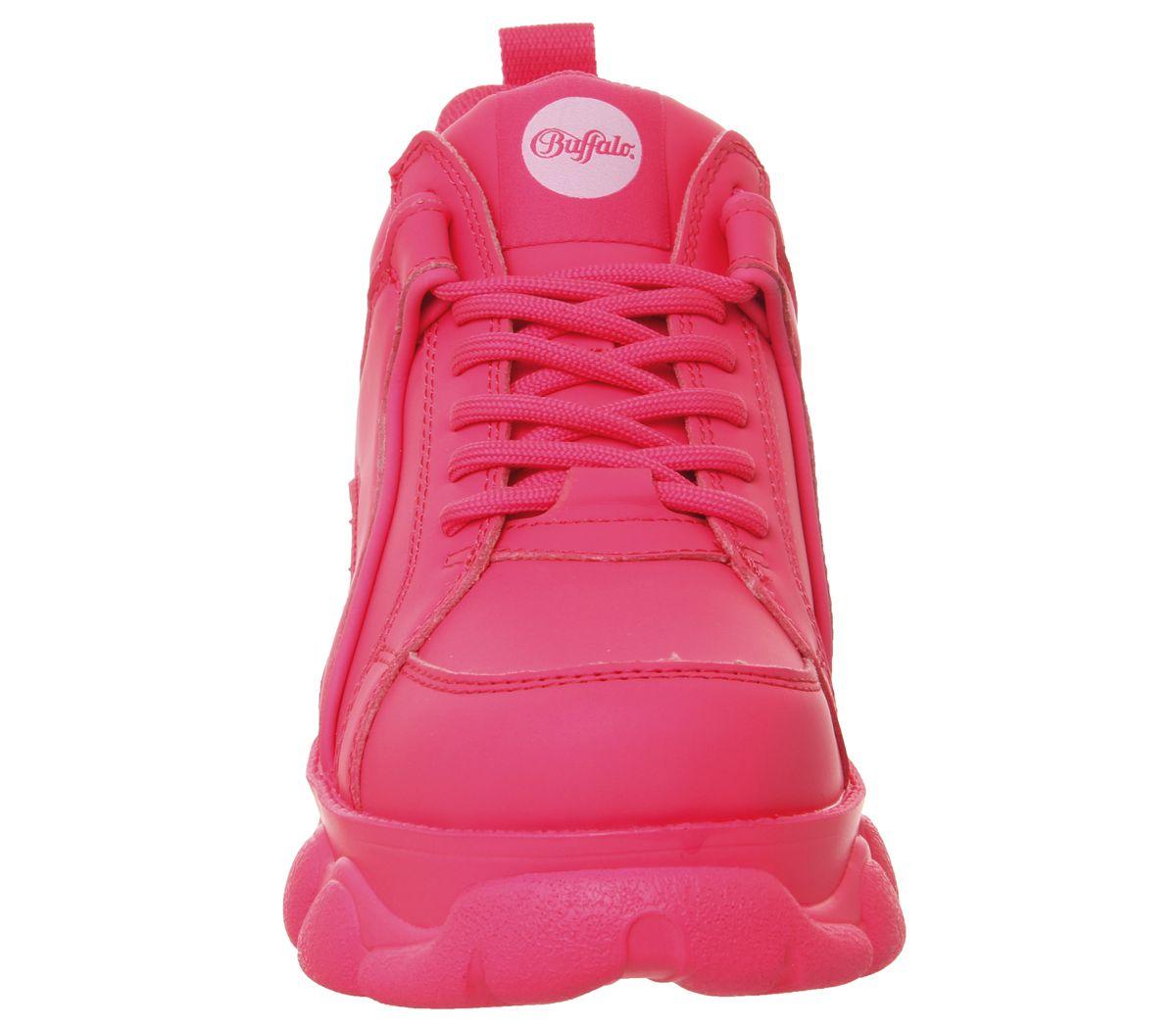 a69263f060327 Femmes-Buffalo-Corin-Baskets-Rose-Neon-Baskets miniature 18