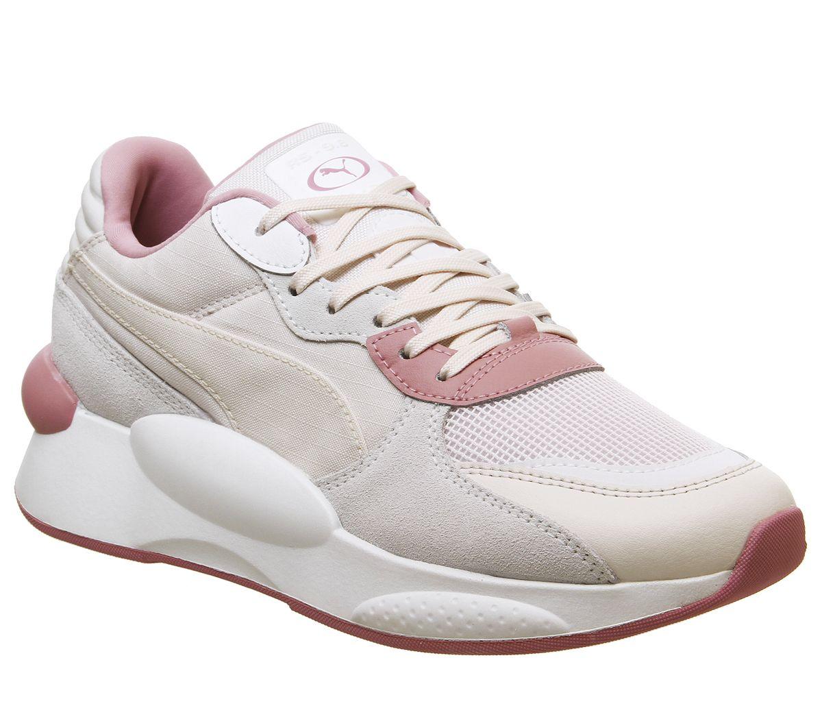 Zu 8 Turnschuhe Weiß Pastell Details Raum Pergament 9 Damen Rs Puma PX8nOk0w