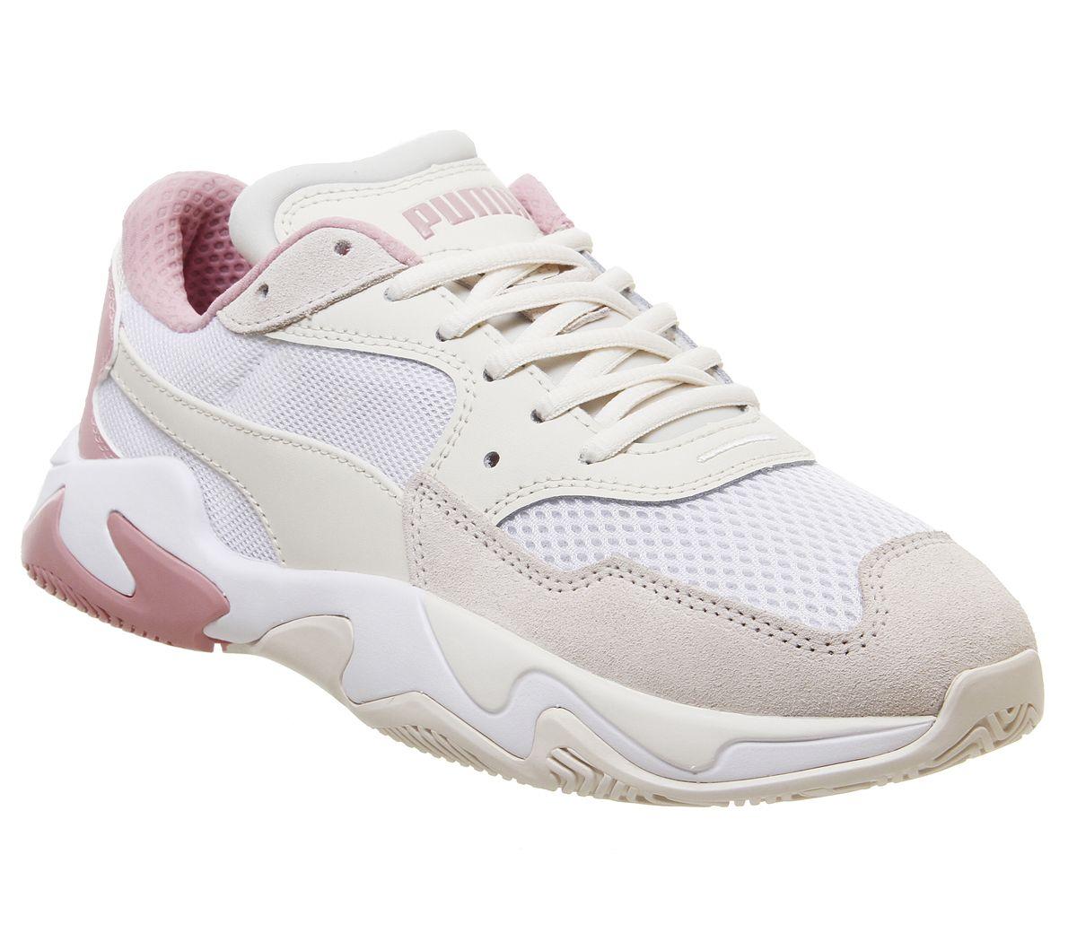puma zapatillas blancas mujer