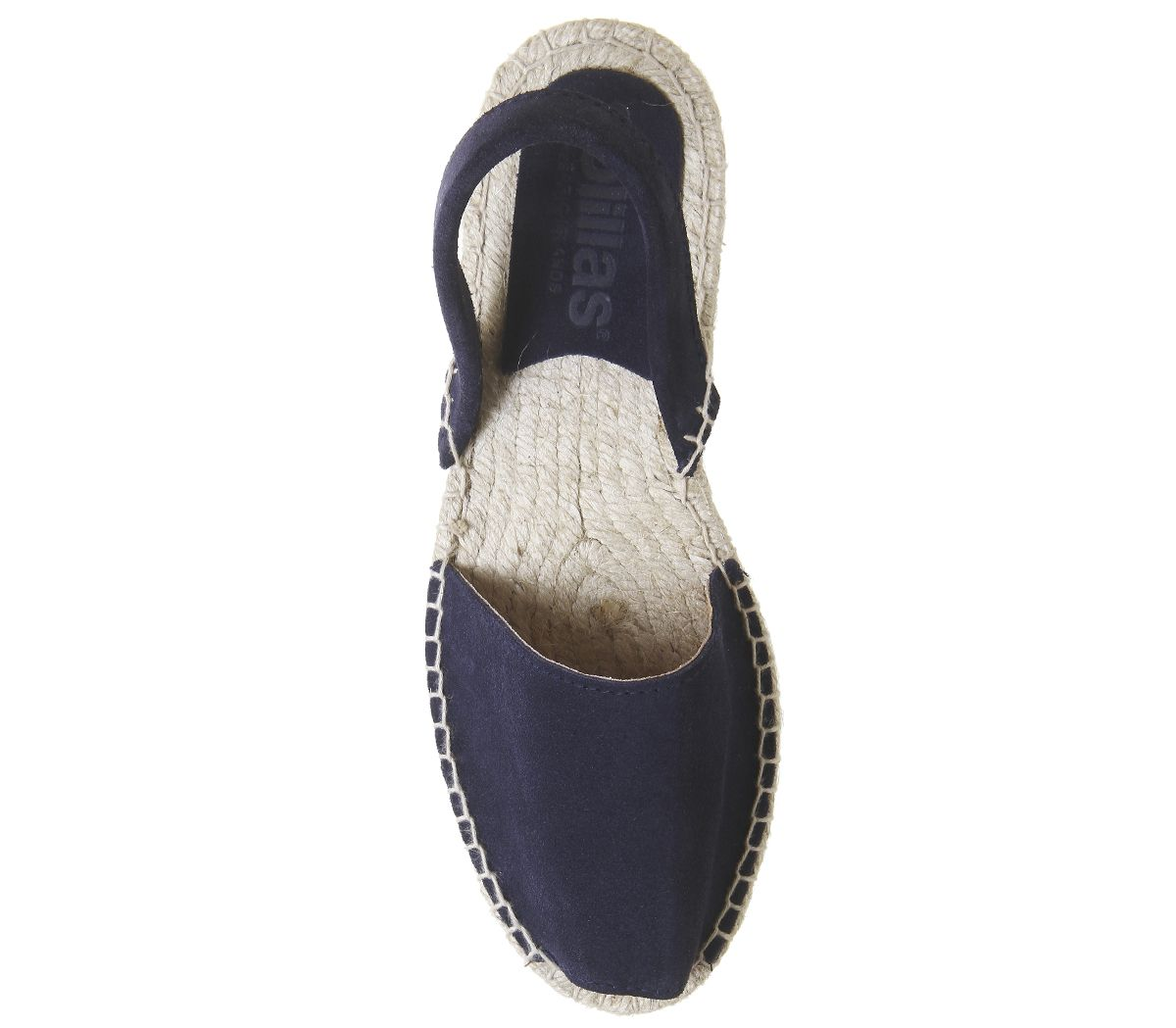Womens-Solillas-Solillas-Estrella-Sandals-Navy-Sandals thumbnail 5