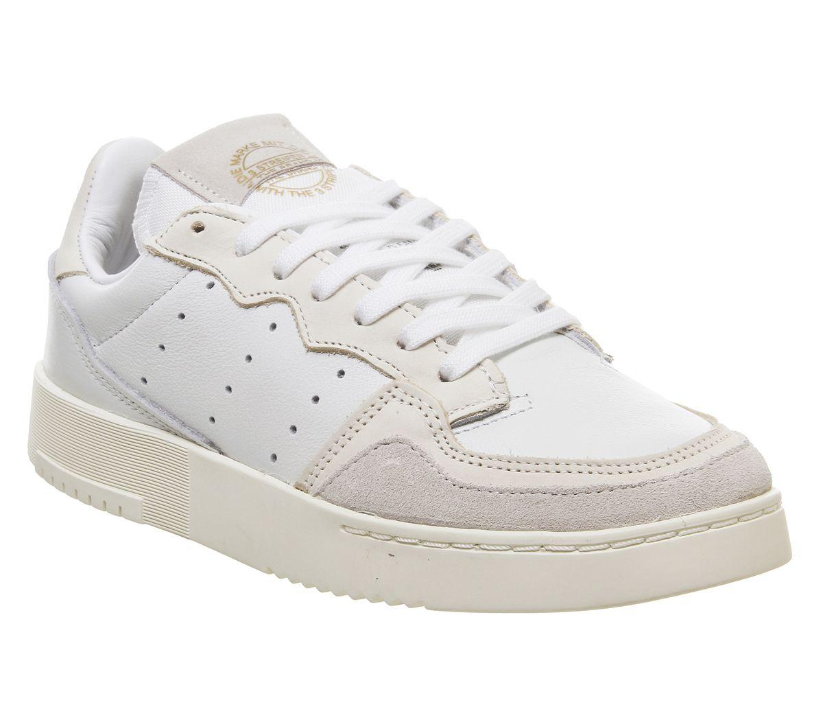 zapatilla mujer adidas blanco