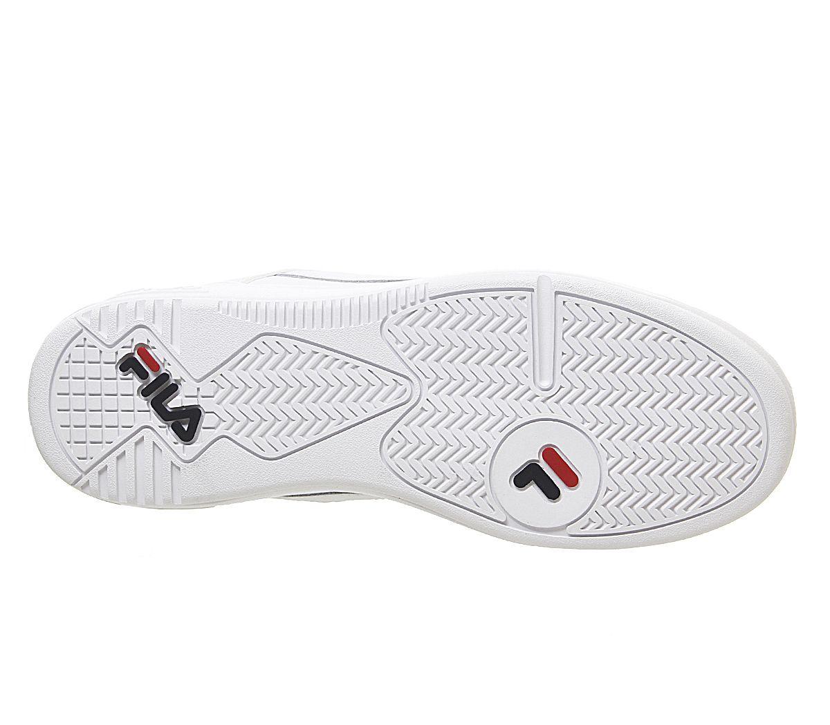 Debardeur-FILA-Wx-100-Trainers-White-FILA-Marine-Fila-Rouge-Baskets miniature 5