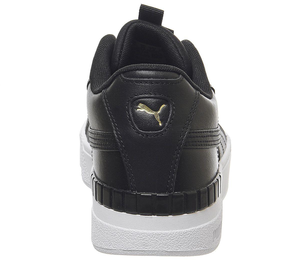 puma zapatillas de mujer negras