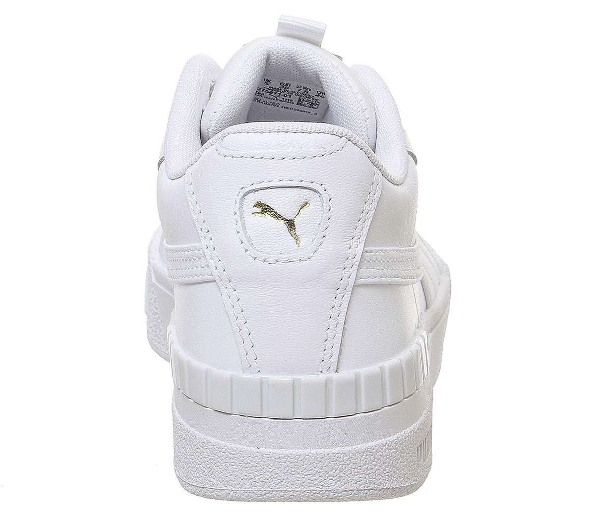 Chaussures-Femme-Puma-Cali-Sport-Baskets-Blanc-Baskets-Chaussures miniature 3