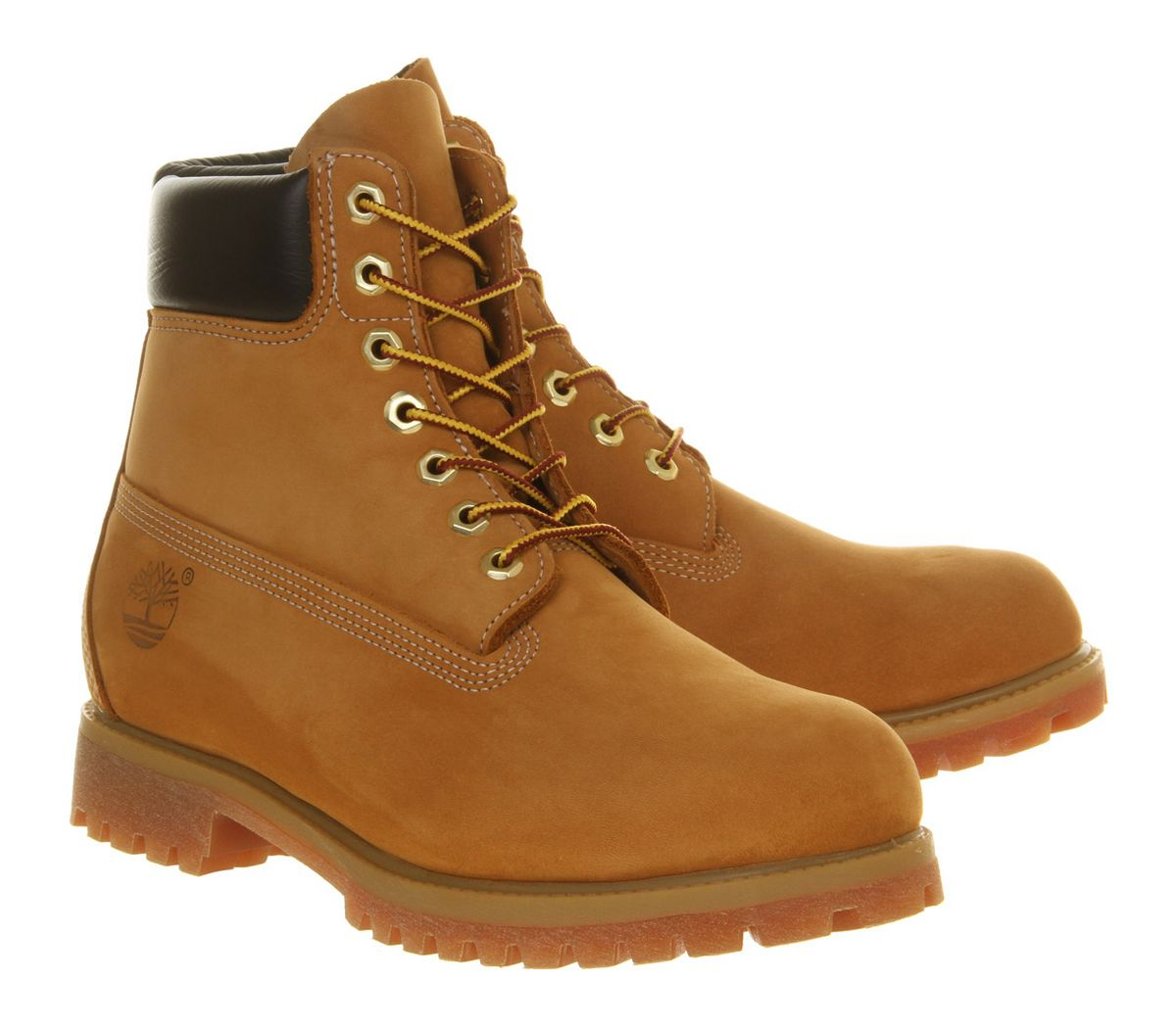 monstruo cerca corrupción  Mens Timberland 6 Inch Buck Boots Wheat Nubuck Boots | eBay