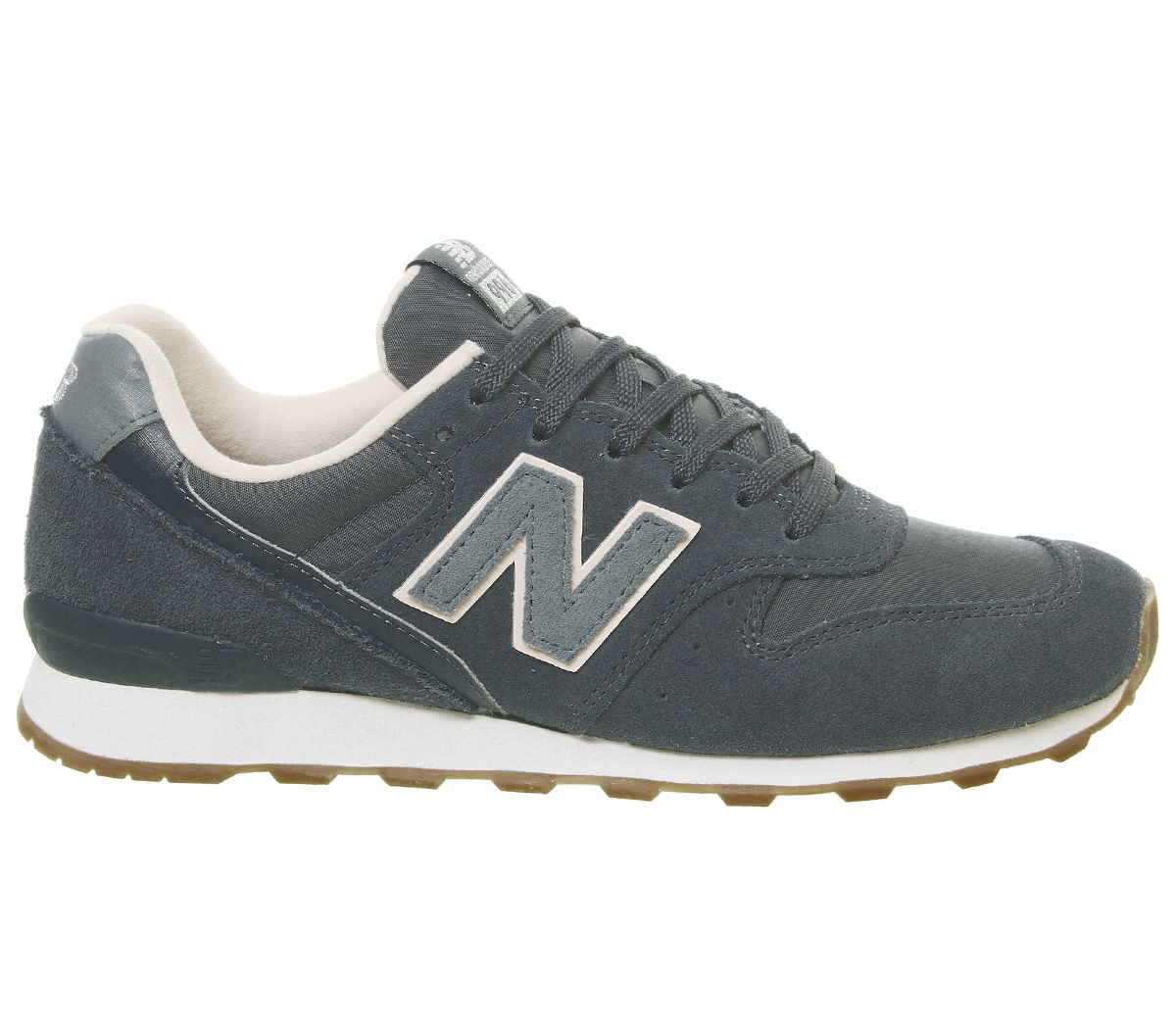Details about Womens New Balance 996 Trainers Orion Blue Pale Blush Exclusive Trainers Shoes