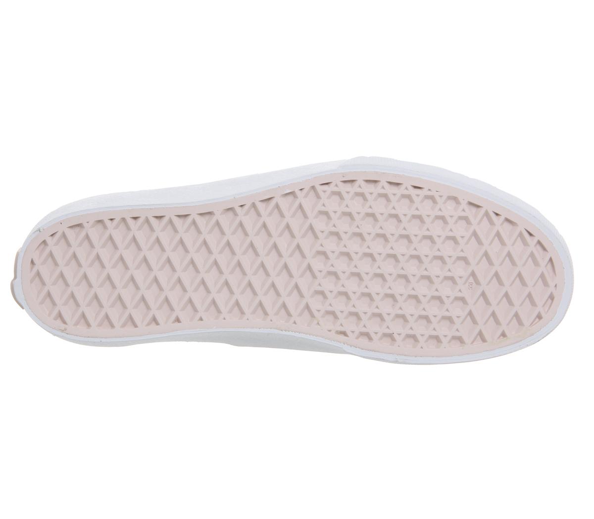 Para mujer Vans auténticas plataformas Castlerock Auténtico Blanco ... cef0b503a8c
