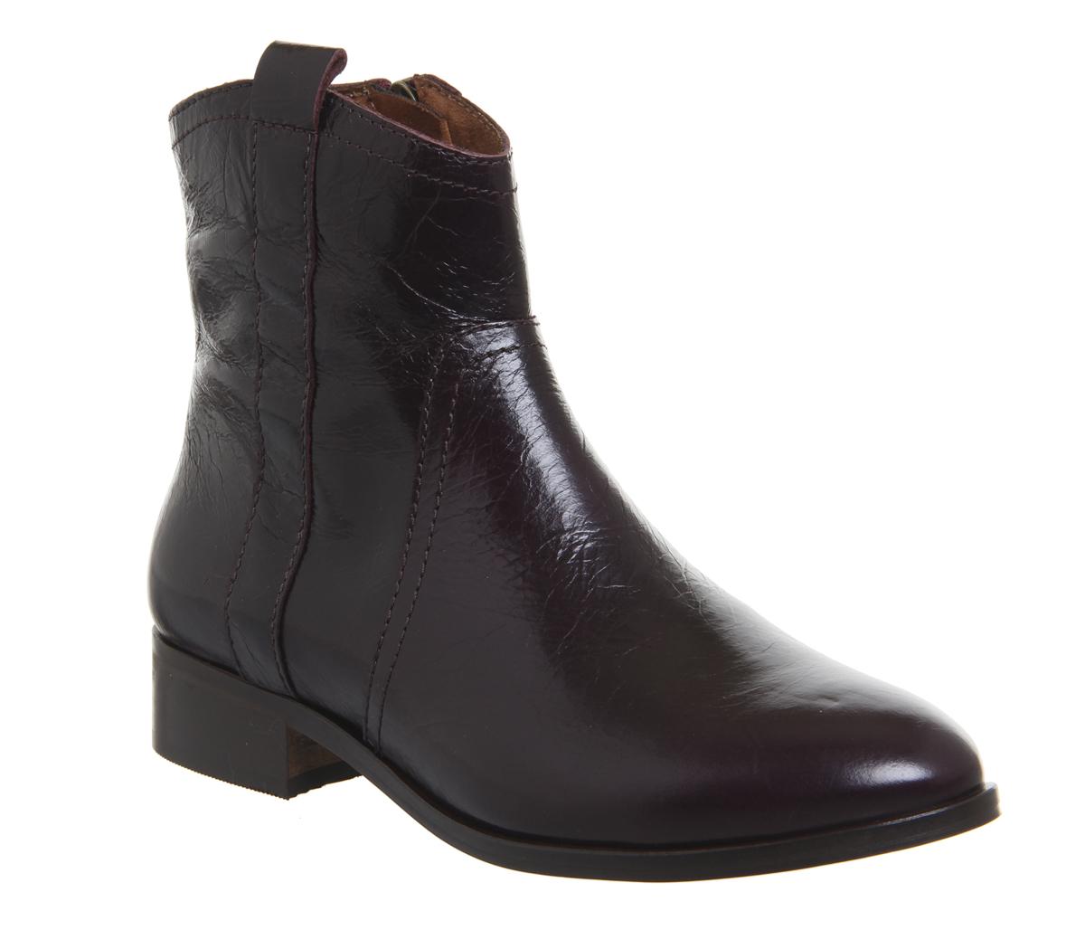 I35 Taytee Block Heel Dress Ankle Boots, Spiced Orange, 7 7 Orange, UK 982dab
