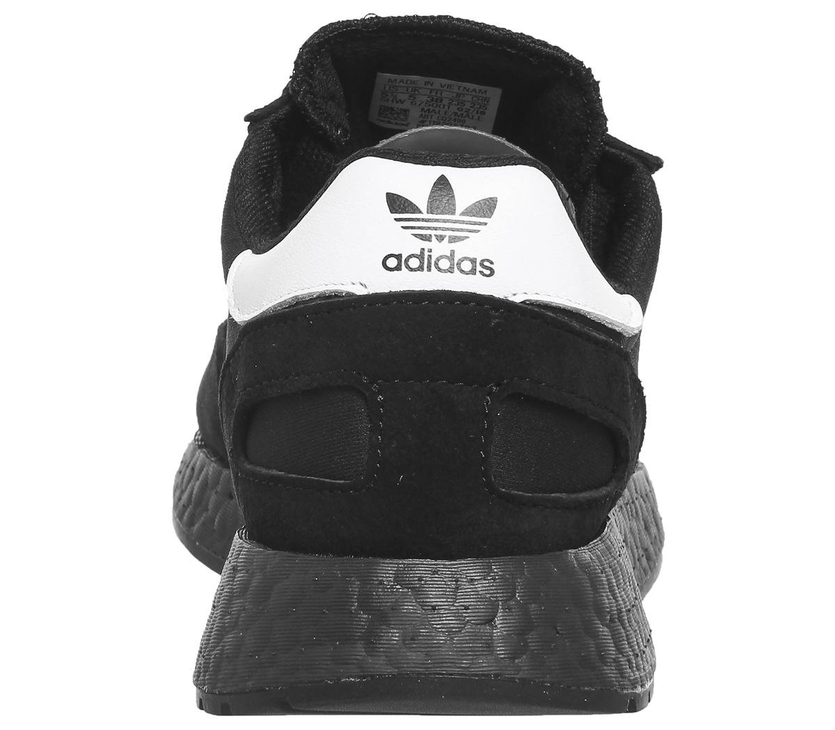 c0adb62f3fd36 Sentinel Mens Adidas I-5923 Trainers BLACK WHITE COPPER Trainers Shoes