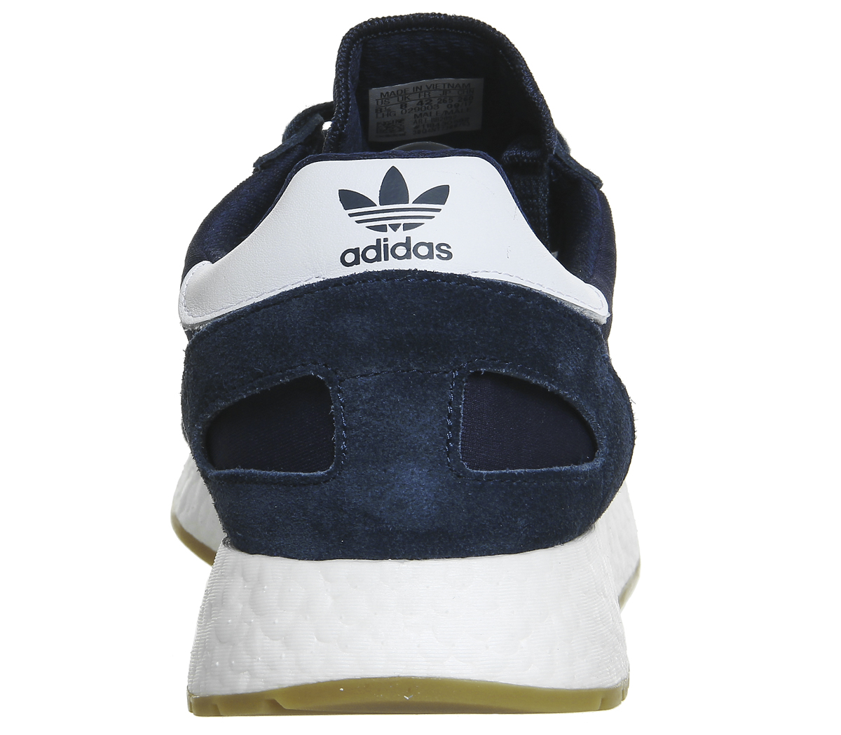 Womens Bdidas I-5923 Trainers COLLEGIBTE NBVY GUM Trainers Shoes