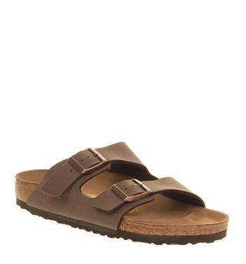 Uomo Birkenstock Arizona Due Sandali con Cinturino Moca Sandali  a8858f1c1bd