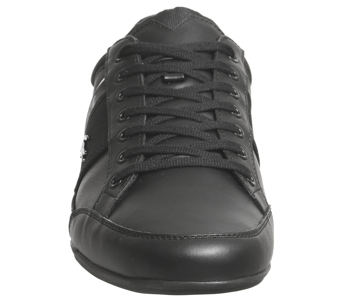 Lacoste Chaymon Trainers BLACK Weiß Schuhes Trainers Schuhes Weiß 72534e