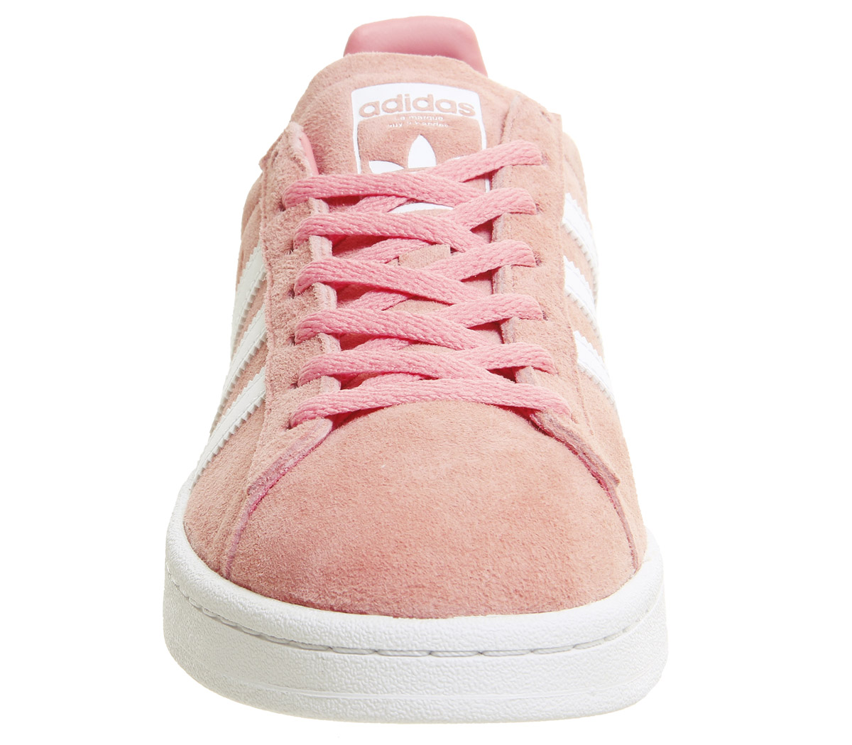 Womens Adidas Campus Shoes Trainers TACTILE ROSE Trainers Shoes Campus dce7c5