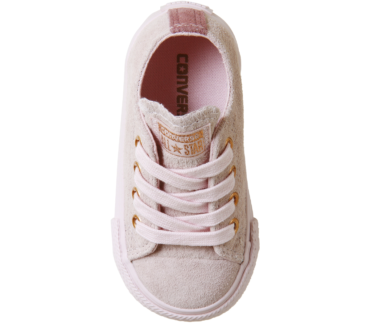 92494c6131fc Kids Converse All Star Low Infant Trainers Potpourri Suede Exclusive ...