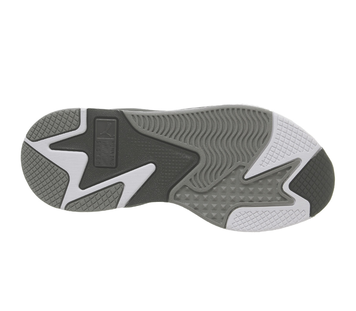 Shadow x Trophy Rs Womens Grey Dark Shoes Steel Puma Trainers EBqBtxwg8