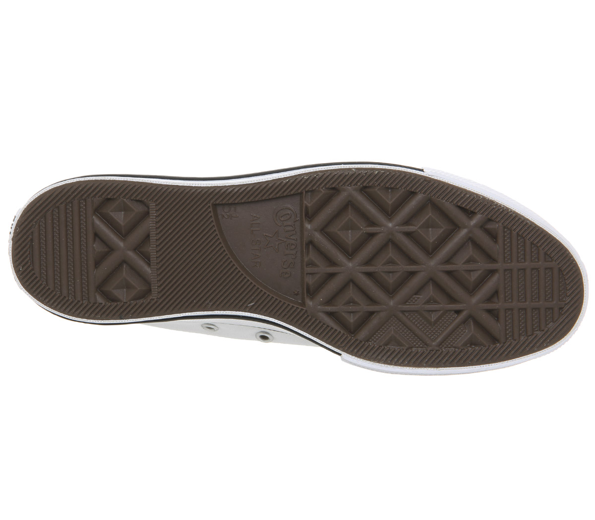 Womens-Converse-Converse-Platform-Hi-Trainers-White-Black-White-Trainers-Shoes thumbnail 12