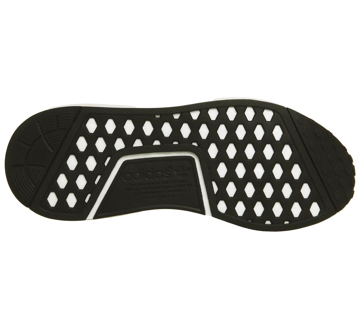 Adidas NMD Perle R1 Baskets sasema Craie Blanc Perle NMD Baskets Chaussures f7175f