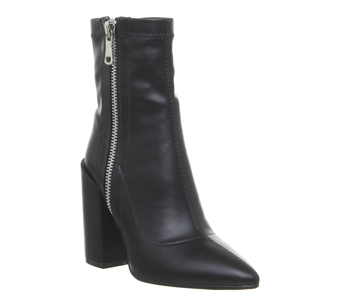 Black Donna Pu Lucian Ego Boots q1xwYt0p