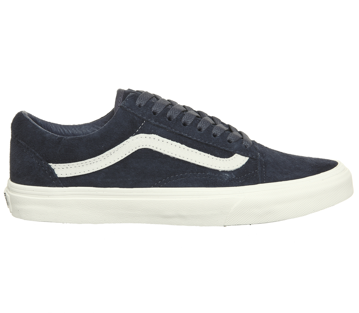 Herren PARISIAN Vans Old Skool Trainers PARISIAN Herren NIGHT BLANC Trainers Schuhes 077a5a