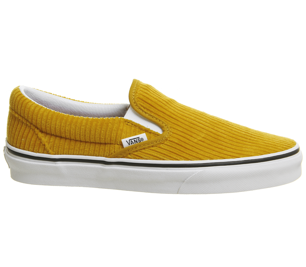 vans yellow damen