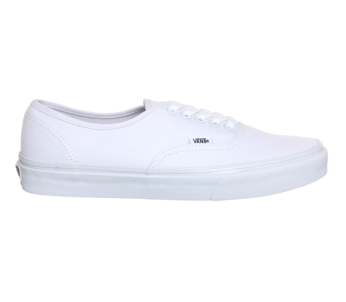 vans authentic trainer white