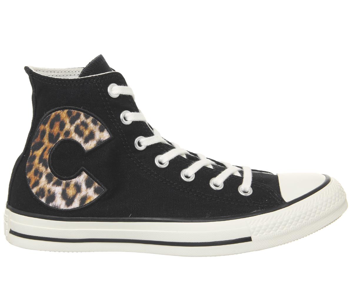 converse donna scarpe nere