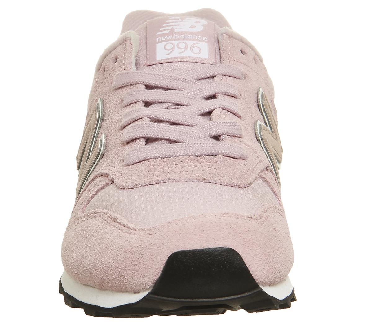 Damenschuhe PINK New Balance Wr996 Trainers PINK Damenschuhe NEW Trainers Schuhes 219c59