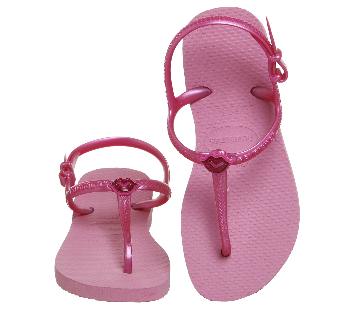 fe594a24e Kids Havaianas Kids Freedom Sandals Lipstick Rose Kids