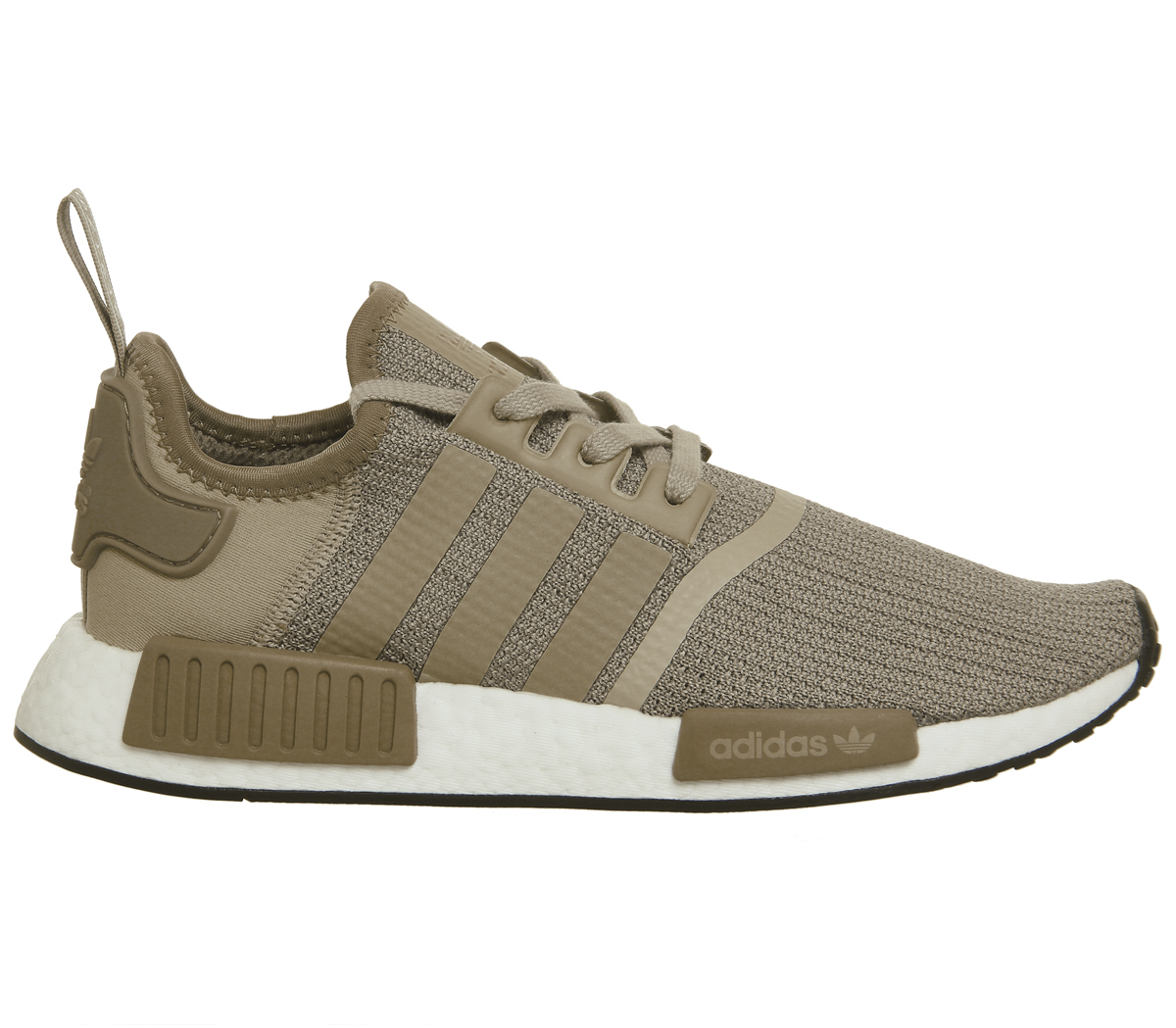 11749f2a00ce Adidas Nmd R1 Trainers RAW GOLD CARDBOARD WHITE Trainers Shoes