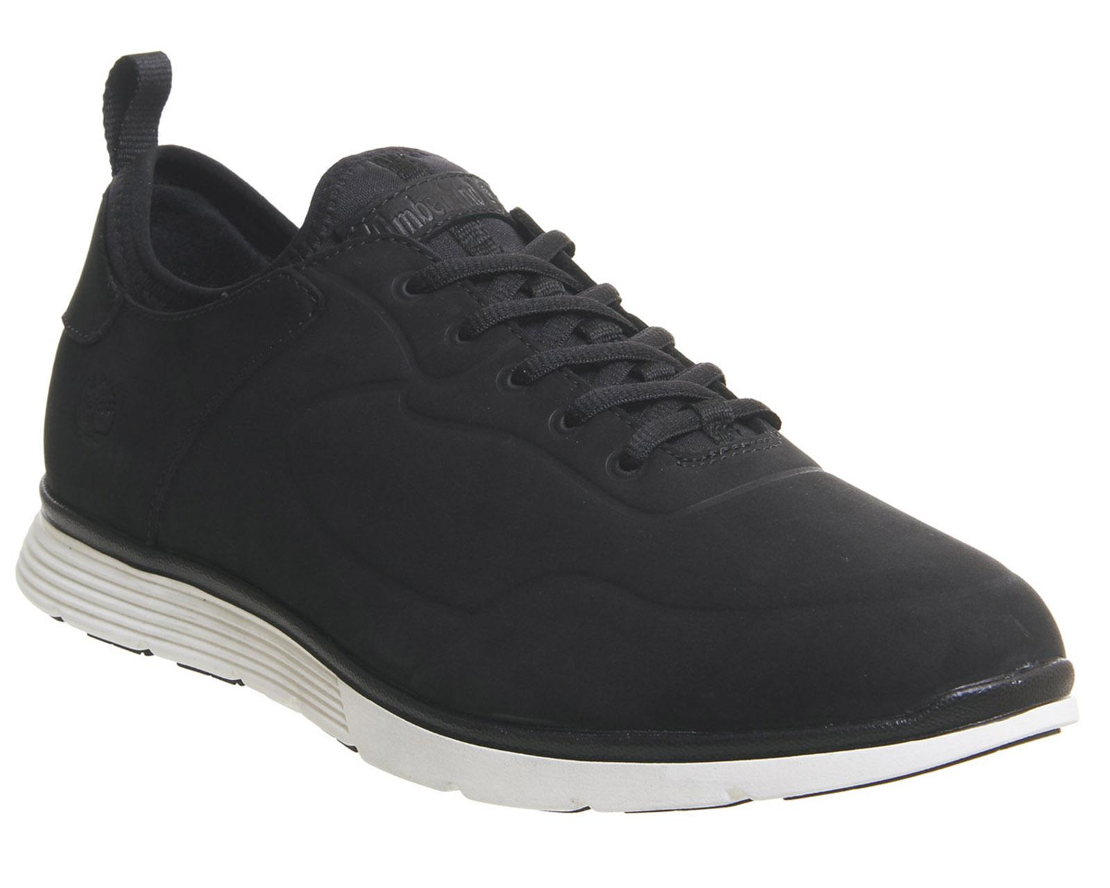 scarpe uomo timberland nere