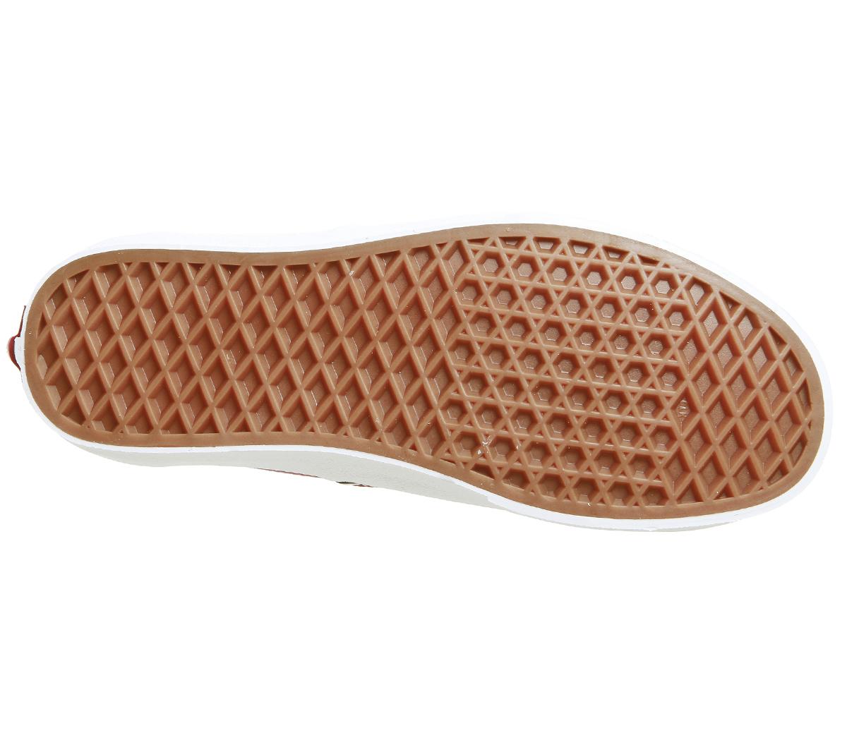 7ebb6a2b43d98 Vans Pour Homme Authentique Baskets Sec Rose Baskets Chaussures | eBay