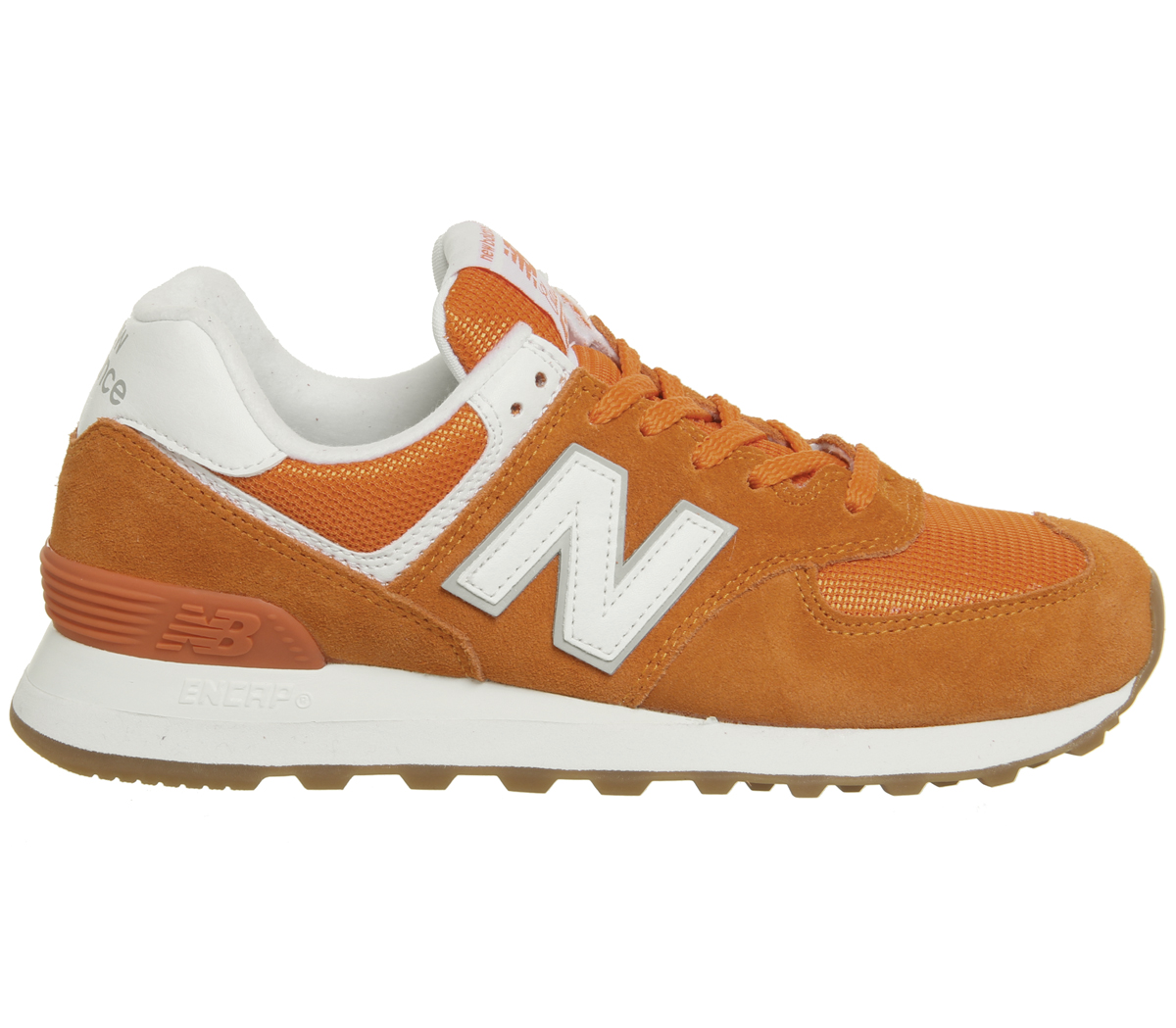 new balance Zapatillas naranja