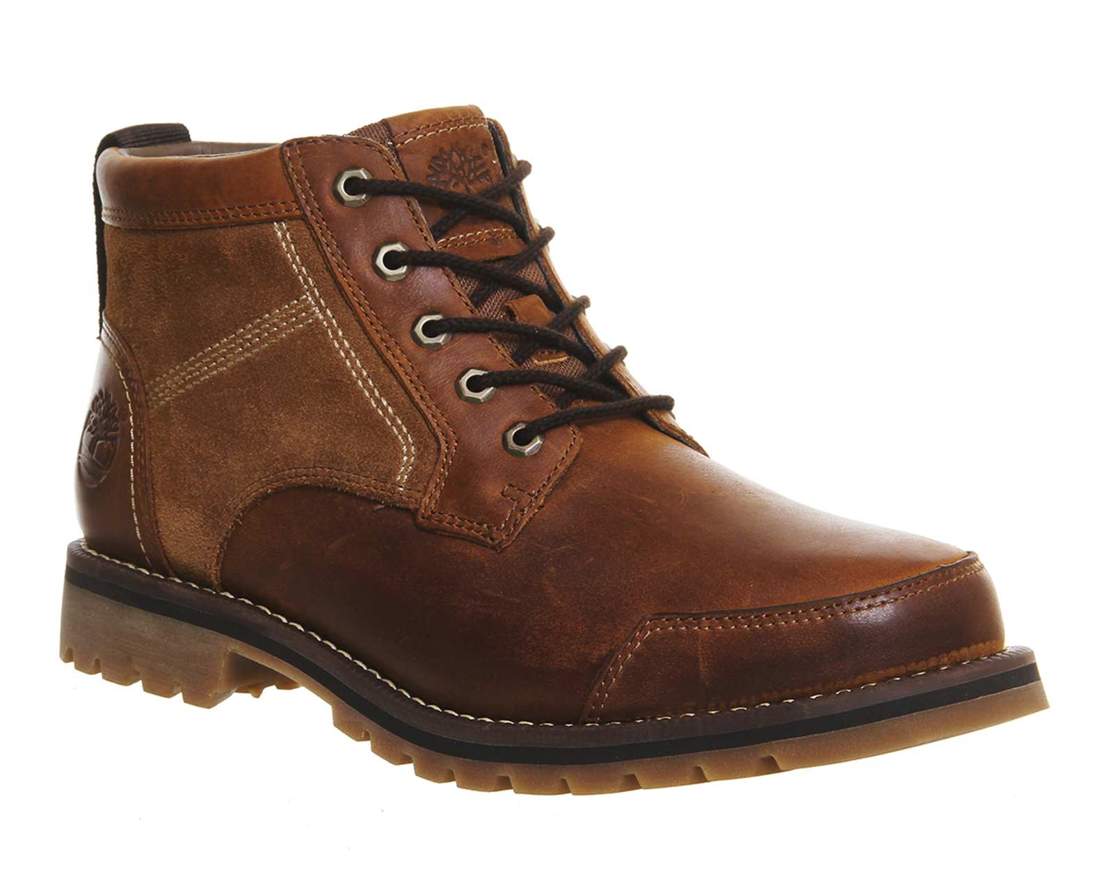 aea3f4a2d70 Mens Timberland Larchmont Chukka Boots OAKWOOD LEATHER Boots