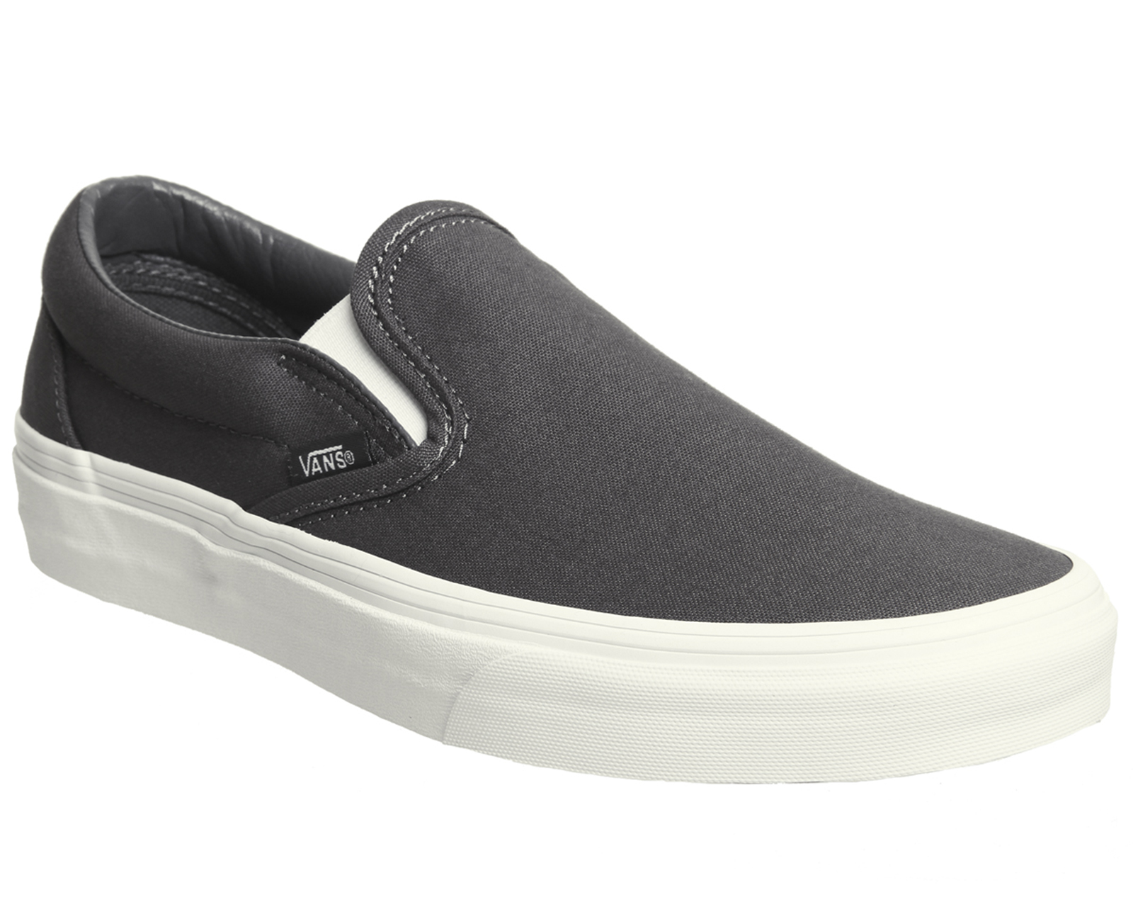 Sentinel Vans Vans Classic Slip On Trainers Asphalt Trainers Shoes fe93d9c12