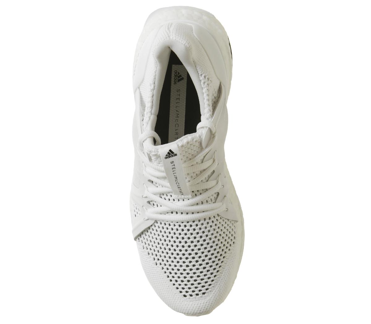 Damenschuhe Adidas Weiß Stella Ultra Boost Trainers Weiß Adidas Trainers Schuhes 27e535